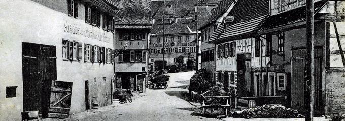 Tübingerstrasse