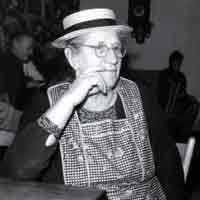 Waldhorn Wirtin Sofie Bachmann, ca. 1967