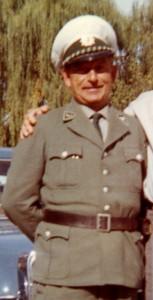 Ortspolizist Erich Kostorz