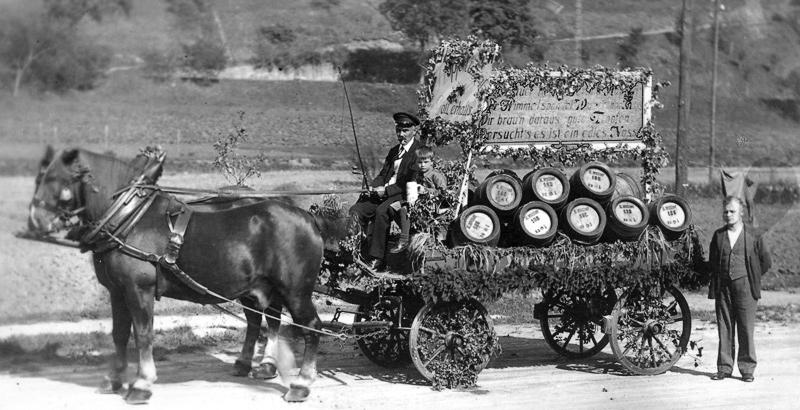 1933. Handwerkertag