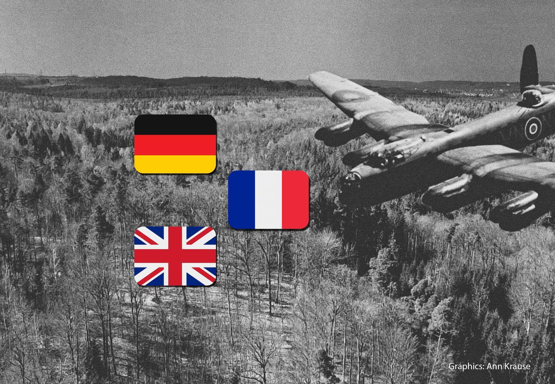 Lancaster Deutsch Englisch